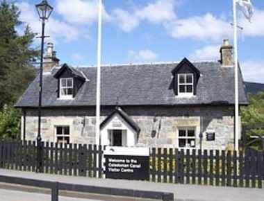 Caledonian Canal Visitor Centre Fort Augustus