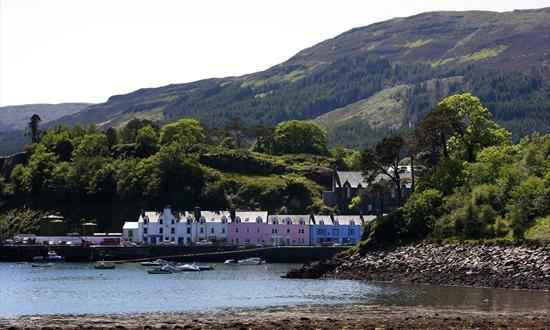Portree Village