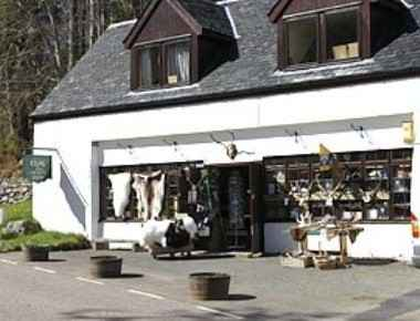 Clog and Craft Shop Invermoriston