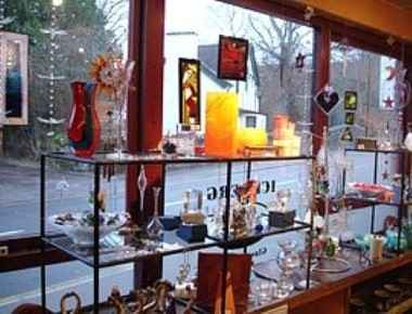 Iceberg Glass Blowing Studio