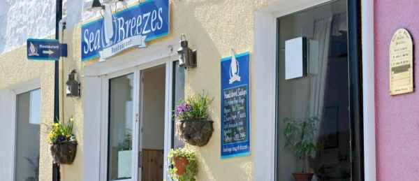Sea Breezes Restaurant Portree