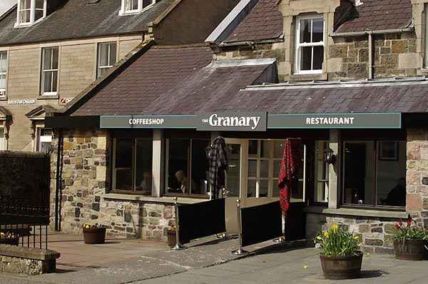The Granary Portree