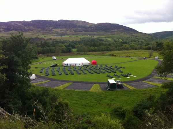 Cumberlands Caravan and Camping Site Fort Augustus