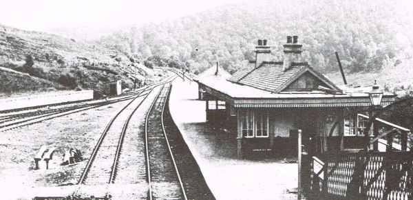 Gairlochy Station 1914
