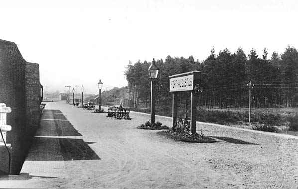 Fort Augustus Station 1914