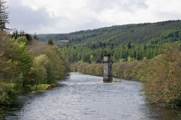 Fort Augustus Railway Piers